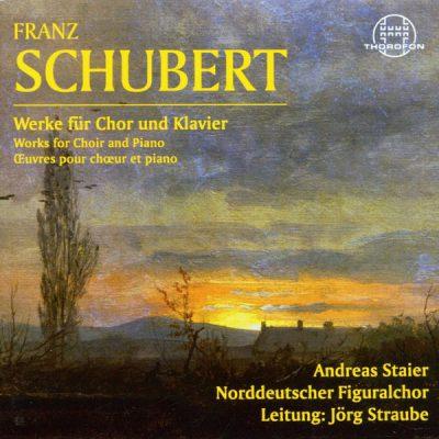 Franz Schubert: Werke für Chor und Klavier