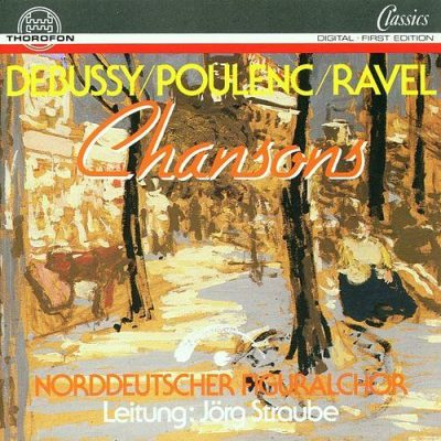 Debussy / Poulenc / Ravel: Chansons